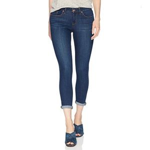 Sz25 JESSICA SIMPSON Forever Skinny Crop Jeans
